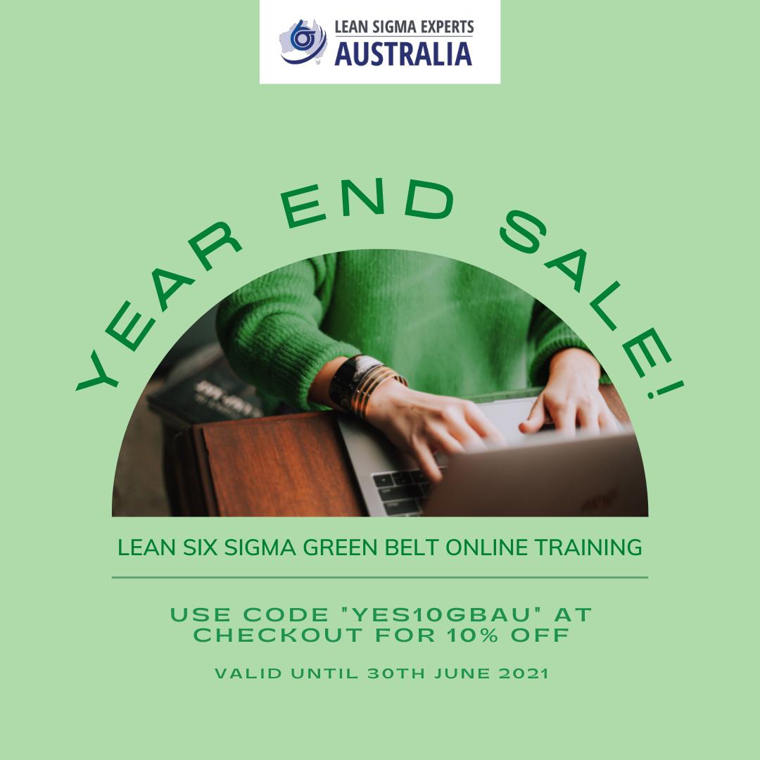 green belt sale